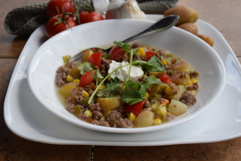 Classic Green Chile Stew